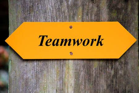 walking path: Teamwork