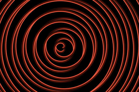 vitality: Illustration of a red spiral in the middle