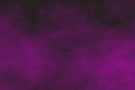 fume: black background with purple smoke
