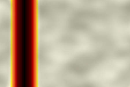 smoky: gray smoky background with a red, yellow, black vertical line