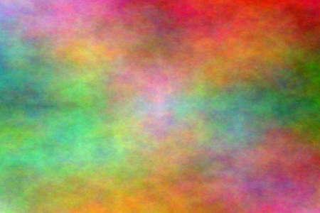 fume: multicolored background Stock Photo