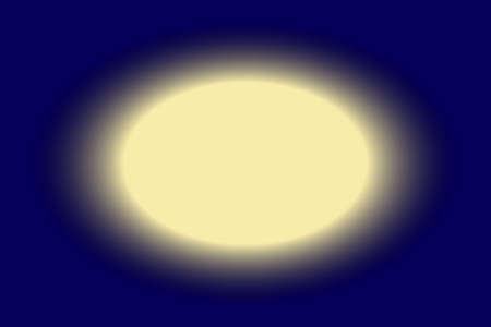 cream colored: cream colored hole with dark blue frame Stock Photo