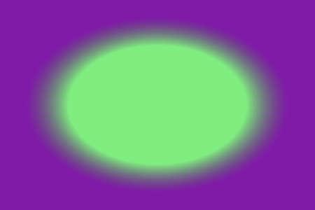 Agujero Verde Con Un Marco Púrpura Fotos, Retratos, Imágenes Y ...