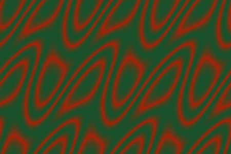 dark green background: Illustration of a dark green background with red rhombuses