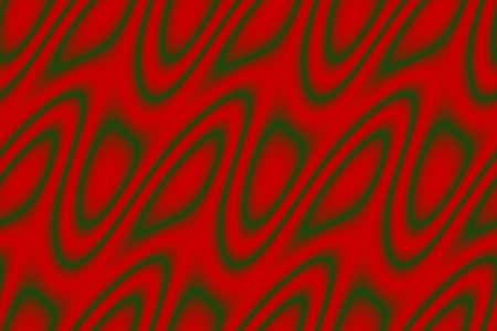 dark green: red background with dark green rhombuses