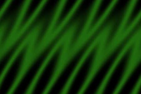 dark green: Illustration of dark green and black flames