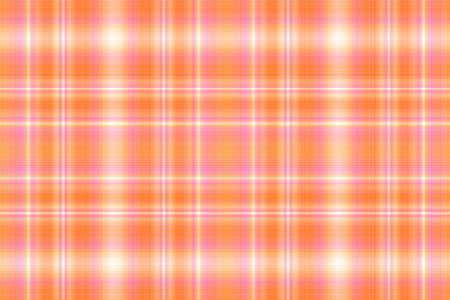 checkered pattern: Illustration of orange and white checkered pattern