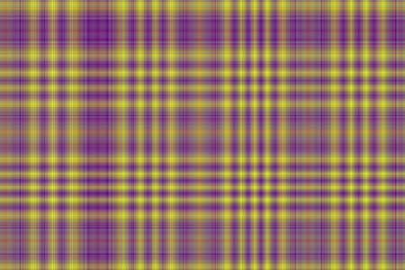 checkered pattern: Illustratio of yellow and purple checkered pattern