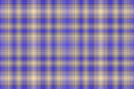 dark blue: Illustration of dark blue and vanilla colored checkered pattern Stock Photo