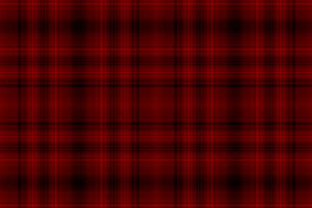 checkered pattern: Illustration of red and black checkered pattern Stock Photo