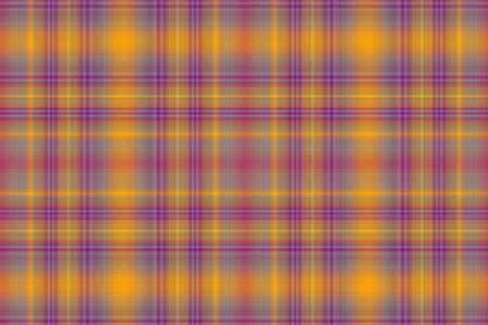 checkered pattern: Illustration of orange and purple checkered pattern