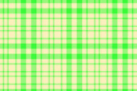 checkered pattern: Illustration of green and vanilla colored checkered pattern