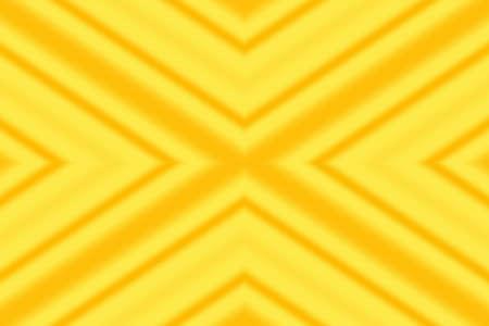 factor: Illustration of a yellow and orange x-pattern