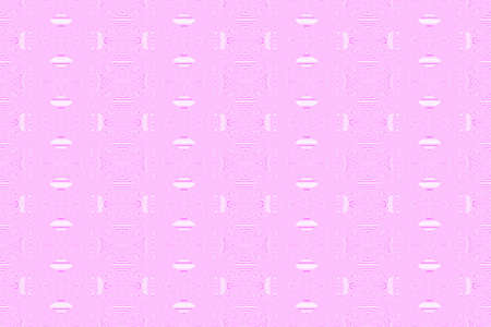 plural: Illustration of repetitive pink and white flowers Stock Photo