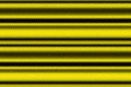 lineas horizontales: Ilustración de las líneas horizontales de color amarillo y negro mosaico