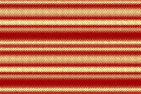 horizontal lines: Illustration of red and vanilla horizontal lines Stock Photo