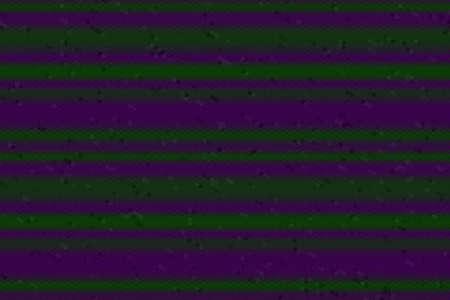 lineas horizontales: Ilustración de verde las líneas horizontales del mosaico púrpura y oscuro