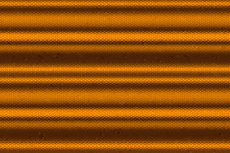 horizontal lines: Illustration of brown and orange horizontal lines mosaic