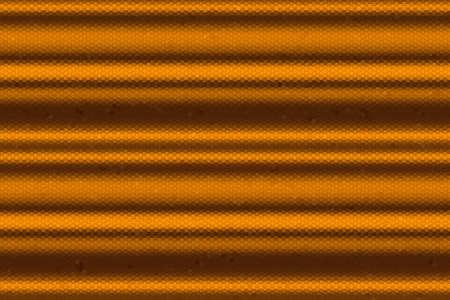 lineas horizontales: Ilustración de las líneas horizontales de color marrón y naranja del mosaico