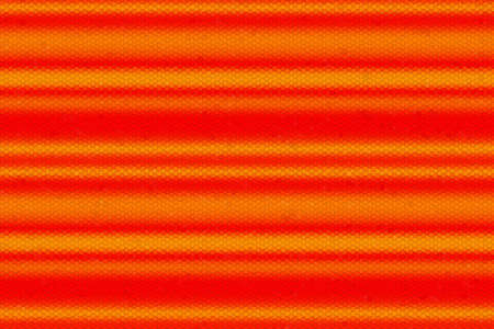 horizontal lines: Illustration of red and orange horizontal lines mosaic