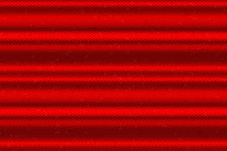 horizontal lines: Illustration of red horizontal lines mosaic