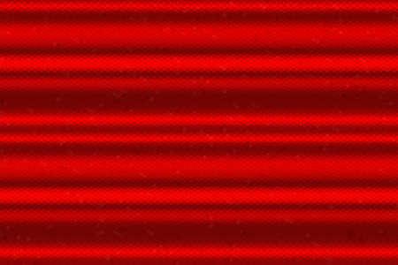 lineas horizontales: Ilustración de líneas horizontales de color rojo mosaico