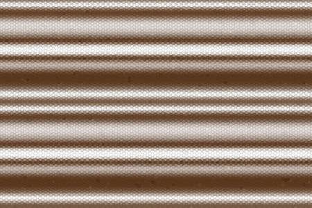 lineas horizontales: Ilustración de las líneas horizontales de color marrón y blanco mosaico