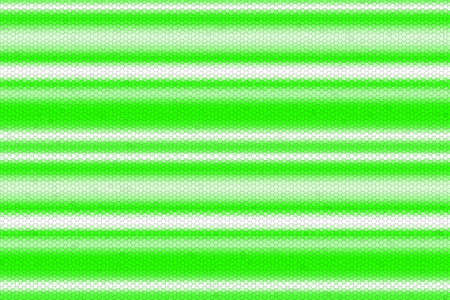 horizontal lines: Illustration of green and white horizontal lines mosaic