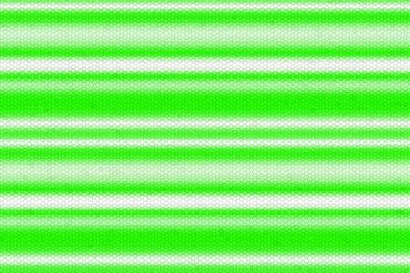 lineas horizontales: Ilustración de las líneas horizontales verdes y blancas del mosaico