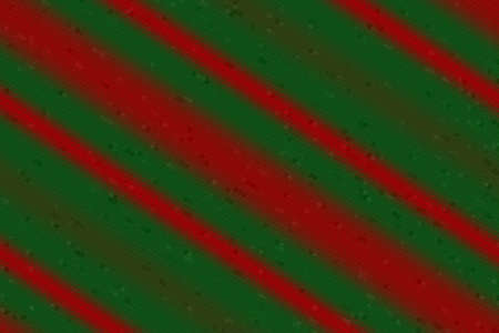 diagonal stripes: Illustration of dark green and red diagonal stripes mosaic