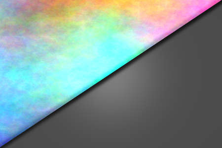 smoky: Multicolor diagonal smoky background with light relief