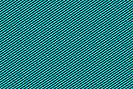 diagonal lines: Illustration of Several cyan and black diagonal lines