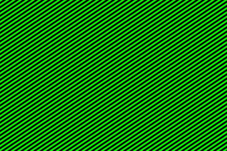 several: Illustration of Several green and black diagonal lines