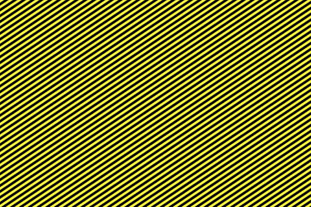 diagonal lines: Illustration of Several yellow and black diagonal lines
