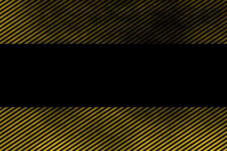 diagonal stripes: Illustration of a yellow smoky frame with diagonal stripes