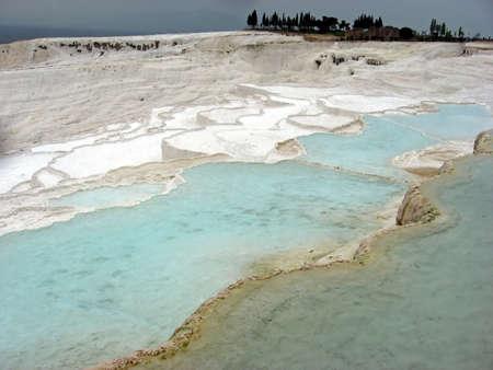 evaporacion: sal durante el proceso de evaporaci�n para extraer la sal