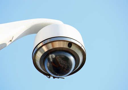 CCTV-�berwachungskameras und im Stadion in Italien