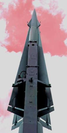 millitary: rocket with military warhead for the war in a secret base millitary 6