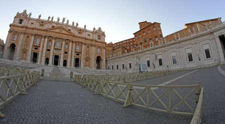saint peter: Church of Saint Peter in the Vatican