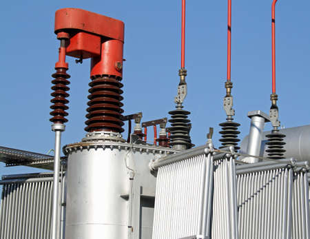 voltage gray: electric current transformer out of a atomic power generation