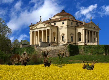 duke: Wonderful palladian Villa called LA ROTONDA in Vicenza in Italy