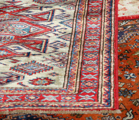 colorful and beautiful Oriental rugs in pure wool 5 photo