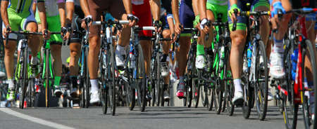 many cyclists ride with fatigue during the race