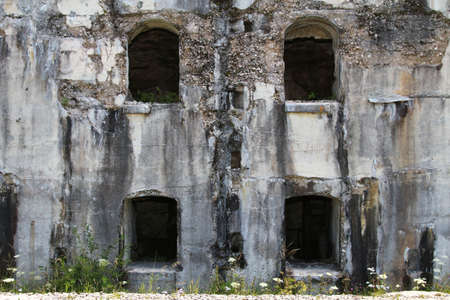 a war historian: Fort Sommo used from the austro Hungarian army during First World War
