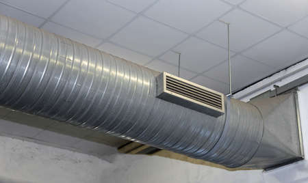 cold air: great air conditioning and heating with stainless steel tubing in a workshop