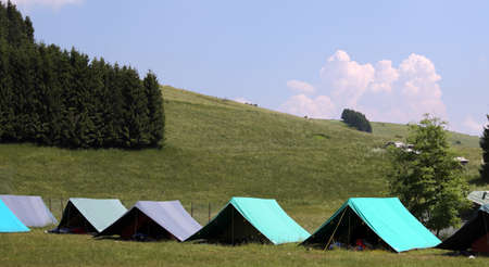 boy scouts tent: Boyscout large tents