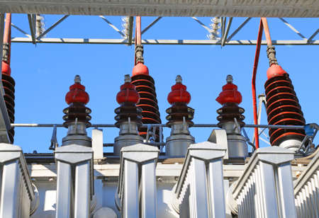 buss: electrical devices in a power station for producing electricity