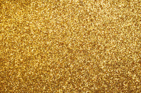 glittery: abstract background golden sparkly glittery Panel