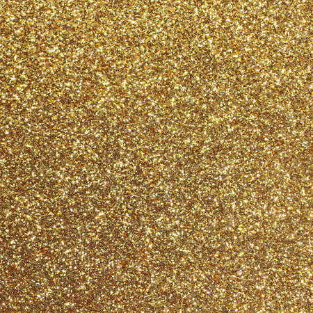 luster: golden background shining yellow gold glitter Stock Photo