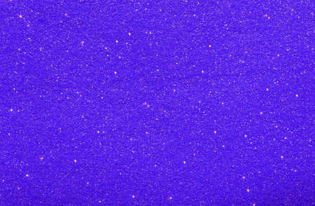 twinkles: Blue abstract background with glittering stars and glitter